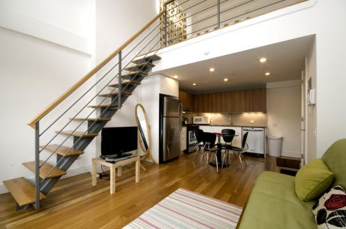 Duplex studio apartment 4C in Bedford-Stuyvesant, Brooklyn ...